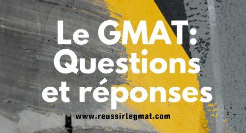 le-gmat-questions-et-reponses